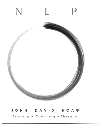 NLP Training, NLP Coaching and NLP Therapy by John David Hoag
